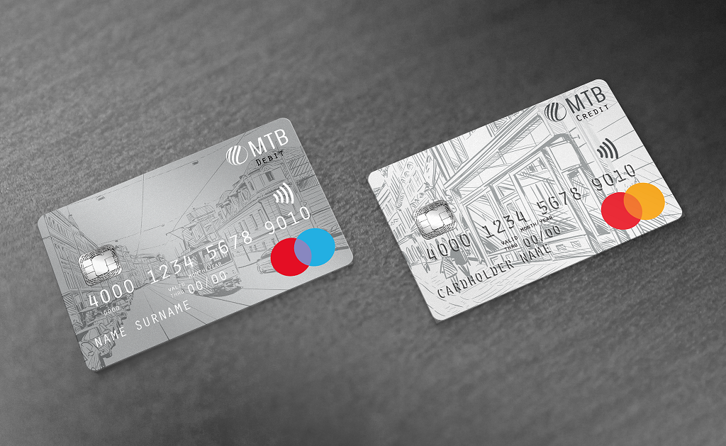 MTB contactless cards