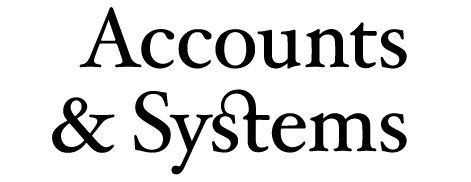 Accounts & Systems, SIA