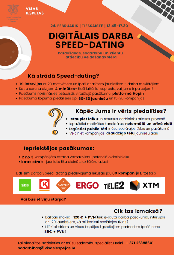 Darba Speed Dating